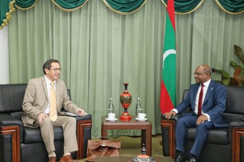 Ambassador of the European Union calls on the Foreign Minist ... Image 1