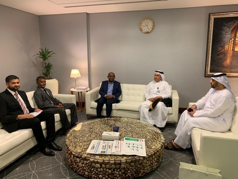 Minister of Foreign Affairs Arrives in UAE to attend OIC For ... Image 1