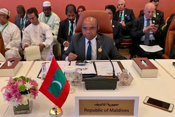 Foreign Minister Shahid participated in the preparatory Coun ... Image 1