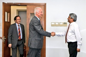EU Counter-Terrorism Coordinator calls on State Minister Ahm ... Image 1